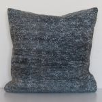 Antique-Turkish-Solid-Hand-Knotted-Pillow-Cover 2