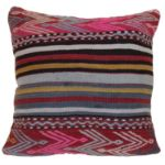 Mid-Century-Modern-Pink-Rug-Pillow-1