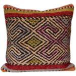 Persian-Throw-Cushion-Kilim-Pillow 1