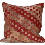 Vintage-Moroccan-Wool-Throw-Pillow 1