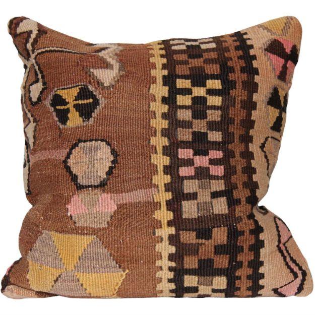 Vintage-Neutral-Throw-Kilim-Pillow 1
