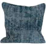 XL-Over-Dyed-Turquoise-Rug-Pillow 1