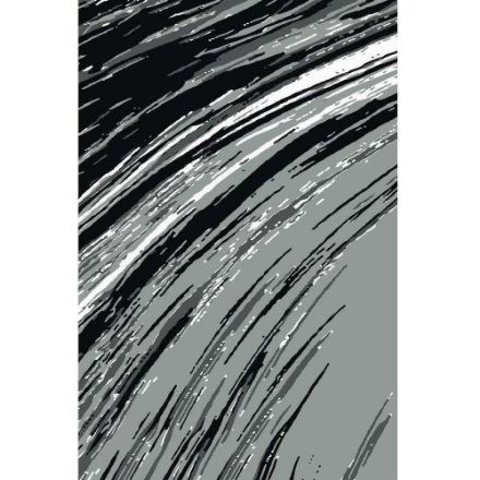 Striated-Stripes-Abstract-Rug-Gray