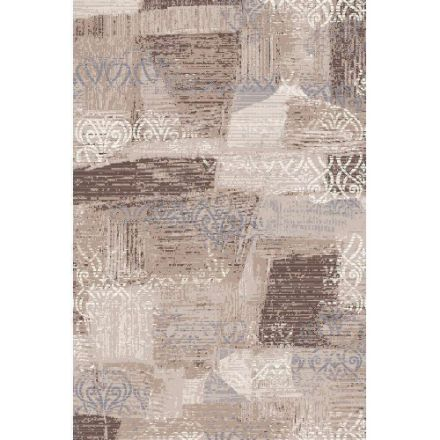 Picture of Versatile Faded Brown & Blue Rug